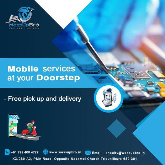 Mobile Service Centre in Kochi