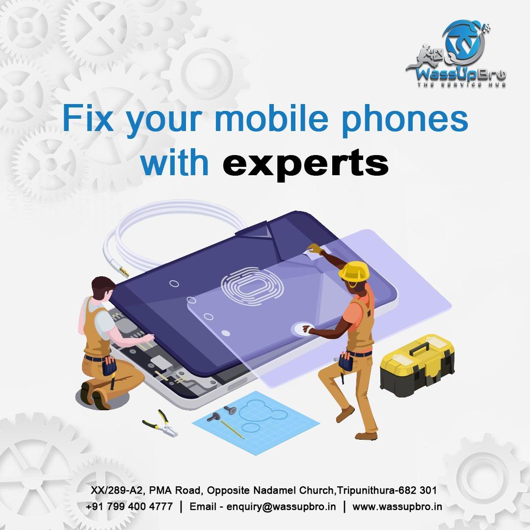 Mobile Service Centre Kochi
